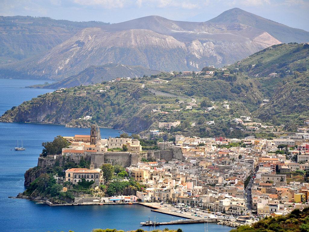 Остров Липари, Италия