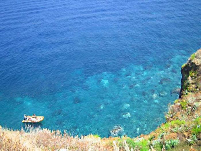 Остров Салина (Isola di Salina)