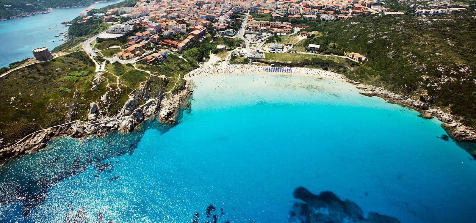 Сардиния - остров который облюбовали боги