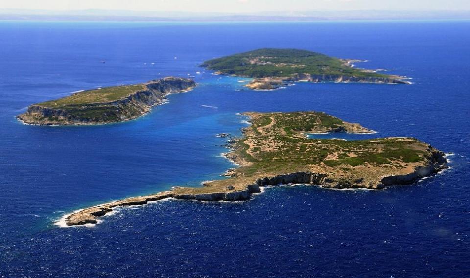 Остров Тремити
