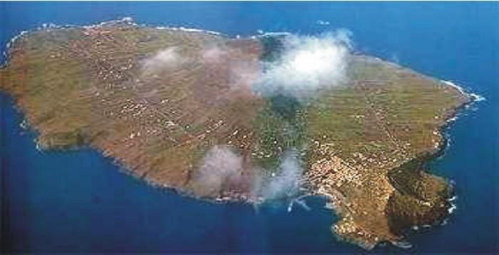Остров Устика