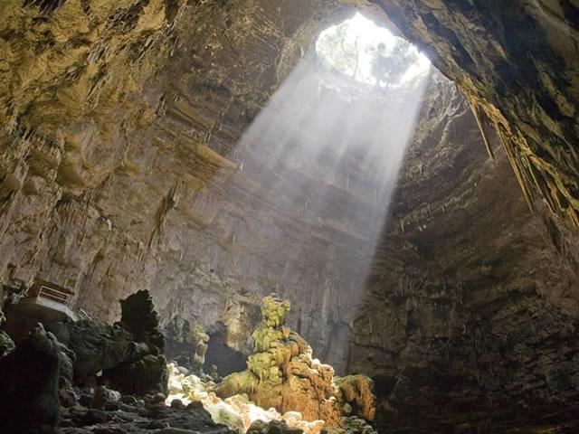 Пещера Кастеллана (Grotte di Castellana)