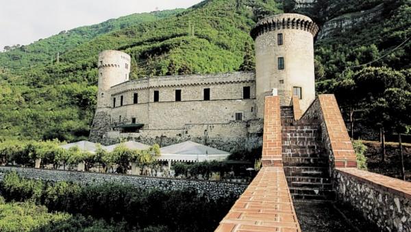 Королевский Замок(Castello Medioevale)