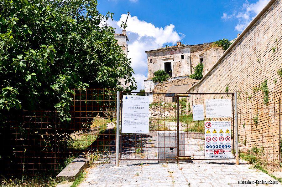 Мертвый город Крако (Craco)