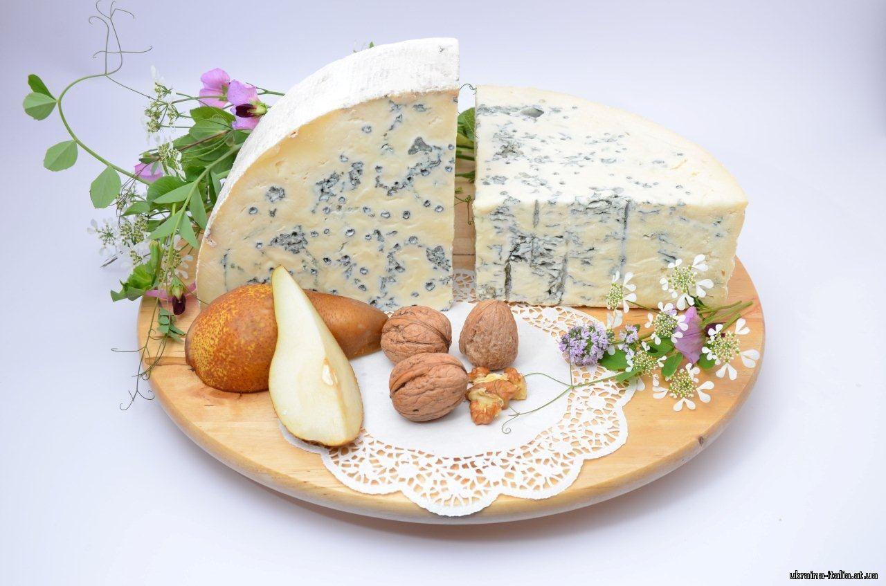 Сыр гурманов - горгонзола