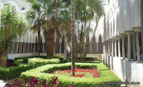 Райский дворик Амальфи