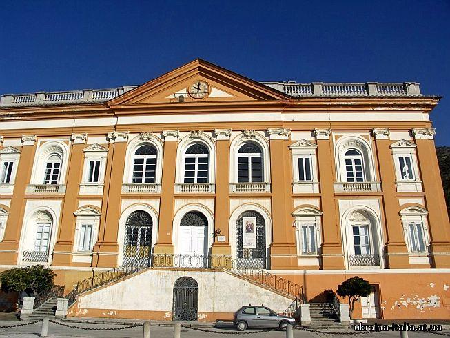 Бельведер Сан-Леучо (Belvedere di San Leucio)