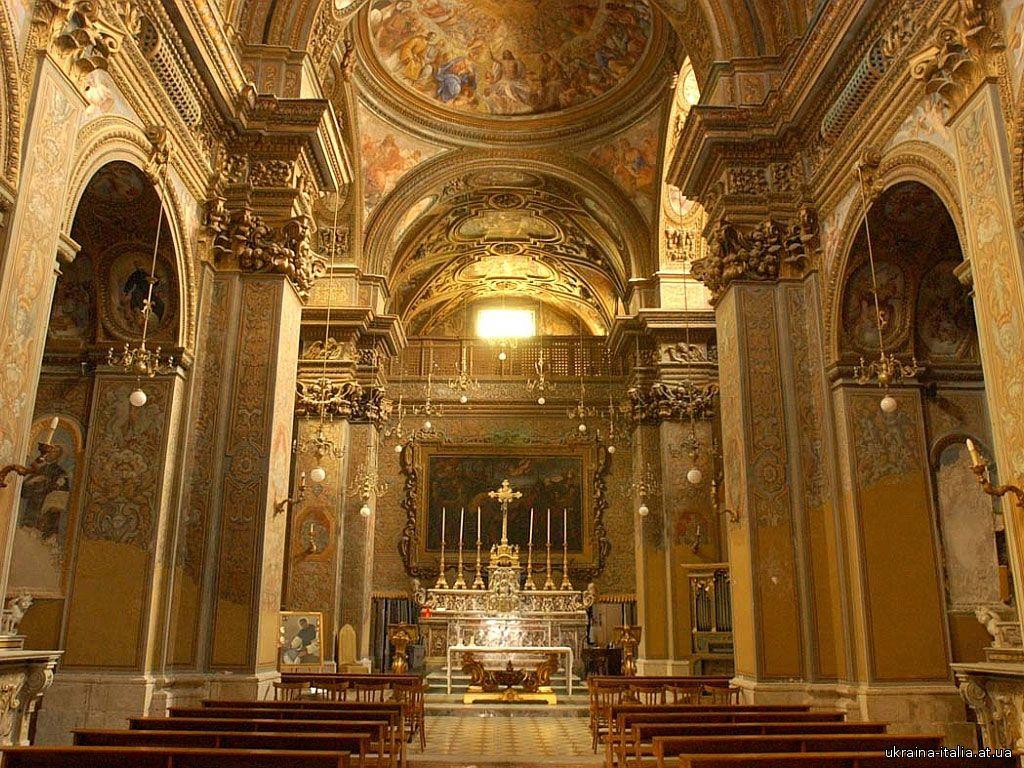 Церковь святого Георгия (Chiesa di San Giorgio)