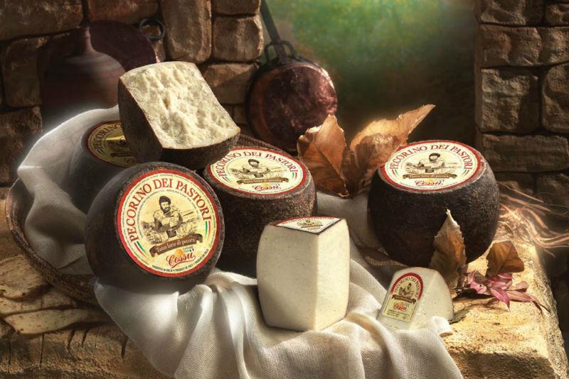 Сыр Фьоре — Сардо (Fiore Sardo)