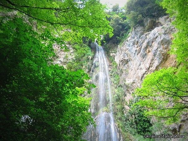 Водопады Феррьере