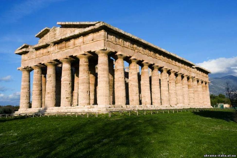Древние города