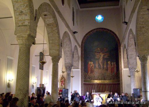 Церковь святого Распятия (Chiesa del Santissimo Crocifisso)